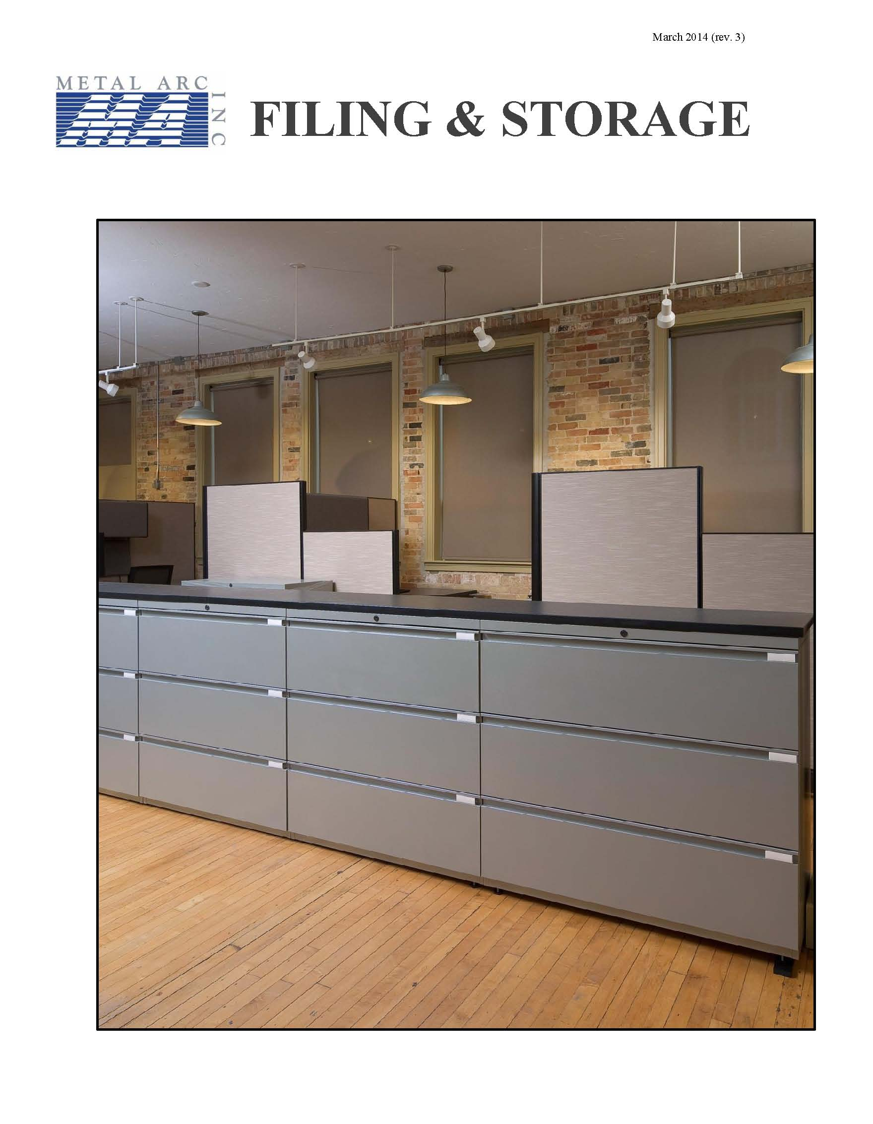 Office Furniture Catalog Thumbnail