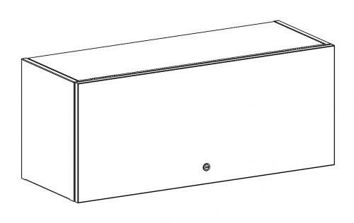 AA OHS - Overhead Storage Cabinet