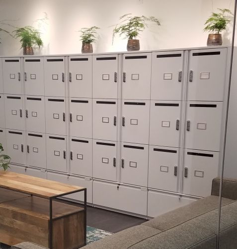 EZ_cabinets_with_mail_slots_installed